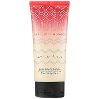 Best sunless tanner for fair skin is by Charlotte Ronson